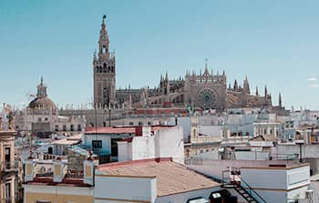 seville as one of the tourist destinations